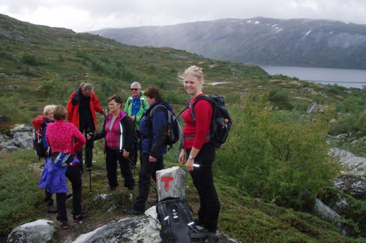 Tur til Kjerringtjønn